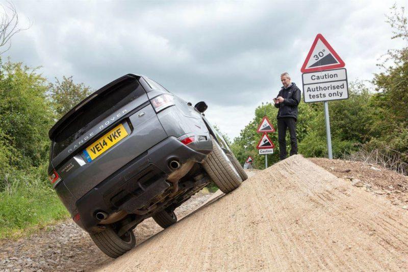 Der Range Rover Sport