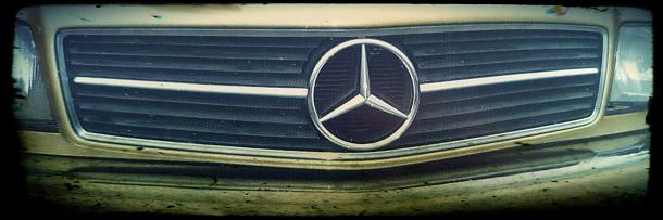 560 SEC Mercedes-Benz Coupe als Youngtimer Die Baureihe C 126 von Mercedes-Benz