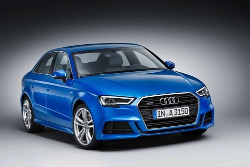 Audi A3 Facelift 2016 Vorne