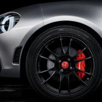 Abarth 124 GT Felgen und Brembo Bremsanlage Bildquelle: abarth.de