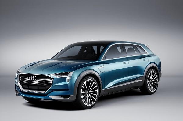 Audi Listen e-tron quattro