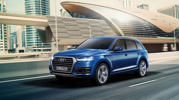 Audi Q Modelle: Der Audi Q7