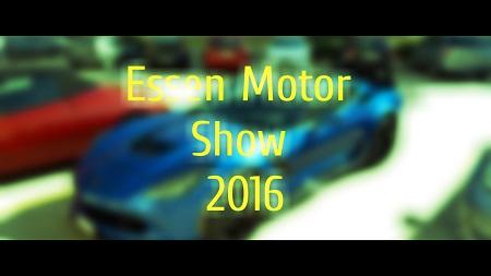 Ausblick EMS 2016 - die Essen Motor Show 2016 steht bevor