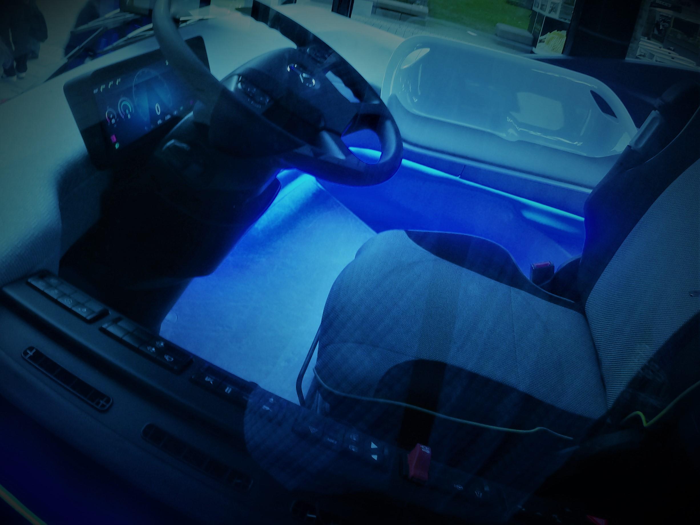 Auto der Zukunft - schon bald haben autonome Fahrzeuge Stufe 4 und 5 erreicht
