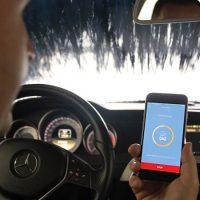 Autowaschen mit Zahlz Bildquelle: Q1 Energie AG