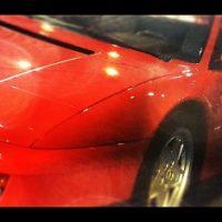 Bild vom Ferrari Testarossa als Youngtimer Baujahre 1984-1996