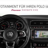 Bild vom NAVGATE EVO von Pioneer fügt sich perfekt ein ins Cockpit Bildquelle: pioneer-car.de