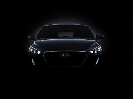 Bild vom neuen Hyundai i30 2017 Frontansicht Bildquelle: hyundai.de