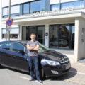 Carsharing in Deutschland - einer der Nutzer von Getawaym Tim Parth