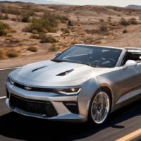 Chevrolet Camaro Erfahrungsbericht Frontansicht Bildquelle: chevrolet.de