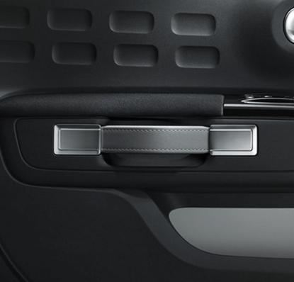 Citroen C3 Shine Erfahrungsbericht Innenraum Bild der Türen