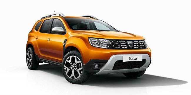 Dacia Duster 2018 Daten und Fakten zur Weltpremiere - Bild von der Seite Duster 2018 Bildquelle: Dacia.de