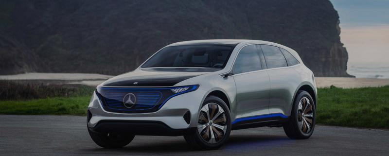 Mercedes-Benz Concept EQ soll alles verändern