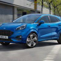Daten und Fakten - Neuer Ford Puma 2019 - Seitenansicht Quelle: Ford.de