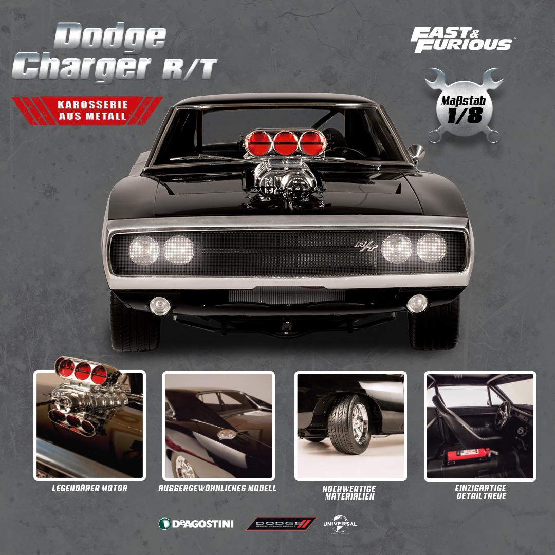 Dodge Charger R/T Bildquelle: deagostini