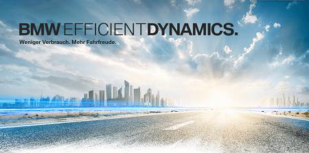 EfficientDynamics Innovationen von BMW