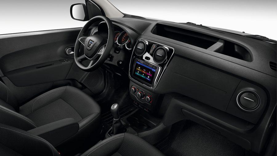 Erfahrungen Dacia Dokker Blue dCi 95 der Innenraum Bildquelle: dacia.de