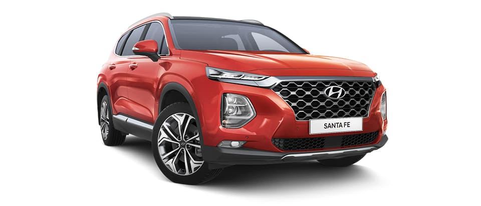 Erfahrungen Hyundai Santa Fe Seven Frontansicht Bildquelle: hyundai.de