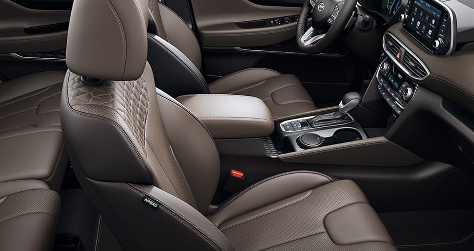 Erfahrungen Hyundai Santa Fe Seven Innenraum Bildquelle: hyundai.de