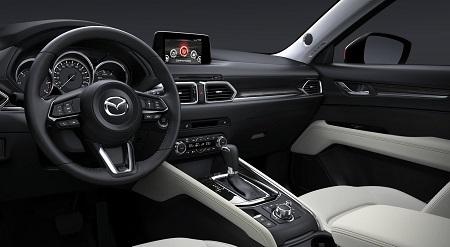Erfahrungen Mazda CX-5 Bild vom Innenraum und Cockpit im CX-5 Bildquelle: mazda.de