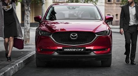 Erfahrungen Mazda CX-5 Bild von der Front des neuen CX-5 Bildquelle: mazda.de