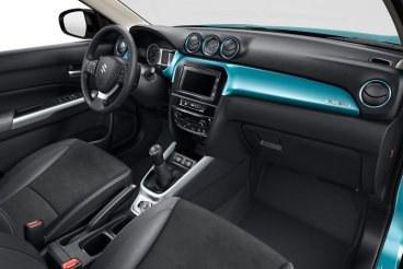 Erfahrungen zum Suzuki Vitara Innenraum und Cockpit Bildquelle: auto.suzuki.de