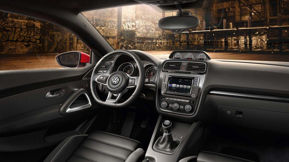 Erfahrungsbericht VW Scirocco Innenraum und Cockpit Bildquelle: volkswagen.de