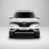 Erfahrungsbericht zum Renault Koleos Blick auf die Front und Kühlergrill Bildquelle: renault.de