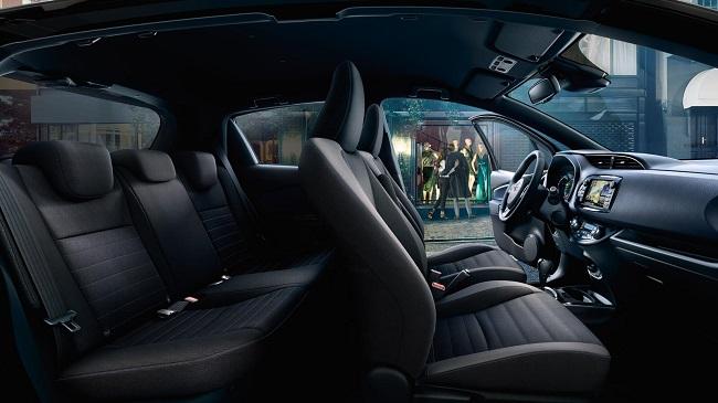 Erfahrungsbericht zum Toyota Yaris Blick in den Innenraum des Yaris Bildquelle: Toyota