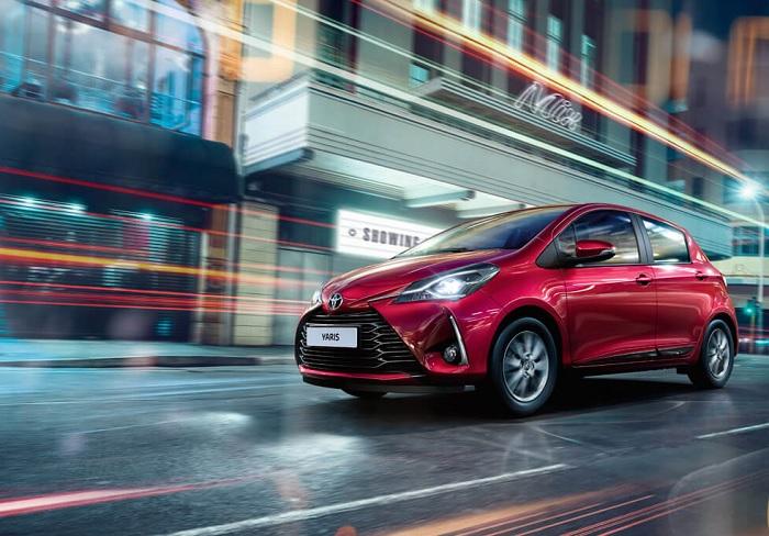 Erfahrungsbericht zum Toyota Yaris