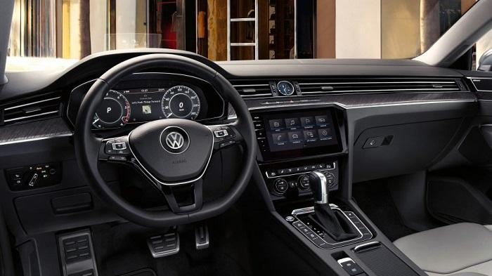 Fakten zum VW Arteon Bild vom Innenraum des neuen VW Arteon Bildquelle: Volkswagen.de