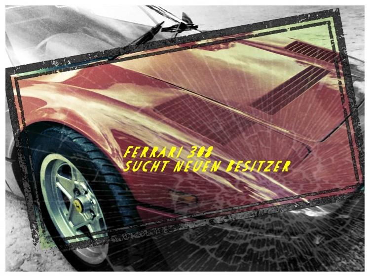 Ferrari 308 - Unikat unter dem Hammer