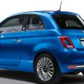 Fiat 500 1.2 Mirror Heckansicht Bildquelle: fiat.de