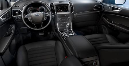 Ford Galaxy Erfahrungen zum neuen VAN von Ford Innenraum und Cockpit Bildquelle: ford.de