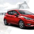 Front des aktuellen Micra im Nissan Micra Erfahrungsbericht Bildquelle: nissan.de