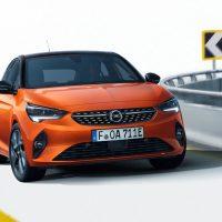 Front des neuen Opel Corsa Elektro Bildquelle: Opel.de