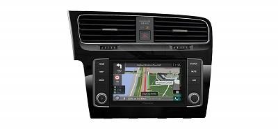 Golf 7 Infotainment neu entdeckt mit NAVGATE EVO Funktion des Navigationssystems Bildquelle: pioneer-car.de