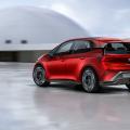 Heckansicht vom Seat el-Born, erstes Elektroauto der Spanier Bildquelle: Seat.de
