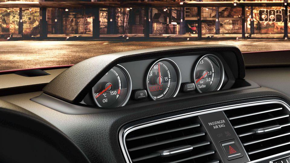 Innenraum und Instrumententafel Erfahrungsbericht VW Scirocco Bildquelle: volkswagen.de