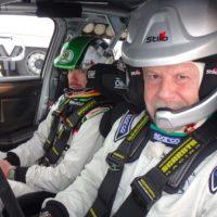 Jenke am Limit Jenkes Experiment Rallyefahrer und Co-Pilot Bildquelle: Skoda
