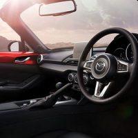 Mazda MX 5 Test Cockpit Bildquelle: Mazda.de