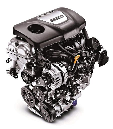 Motor des neuen Hyundai Kona Bildquelle: hyundai.de