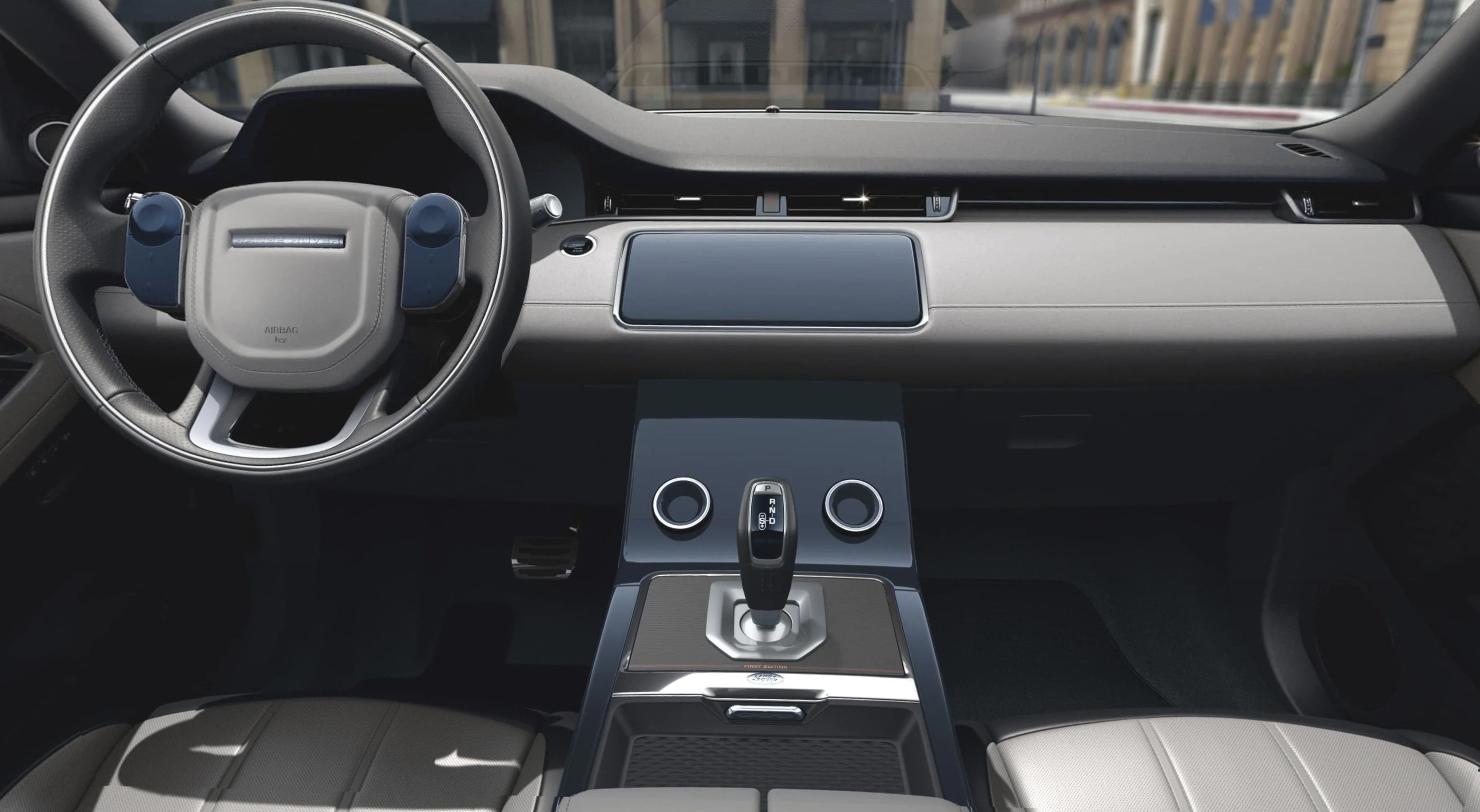 Neue Range Rover Evoque, der Innenraum Bildquelle: landrover.de