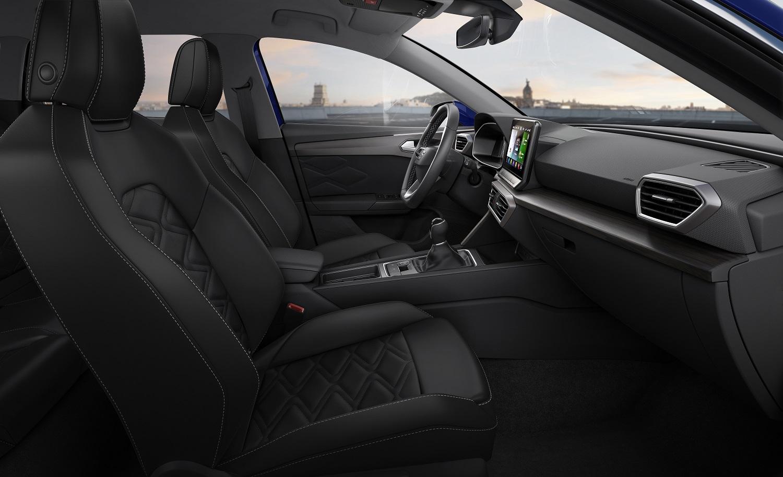 Neue Seat Leon 2020 Innenraum Interieur Bildquelle: Seat