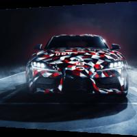 Neue Toyota Supra A90 Bild von der Front Kühlergrill Bildquelle: toyota.de