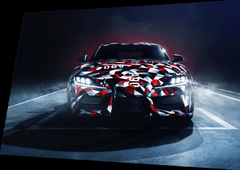 Neue Toyota Supra A90 Mk5