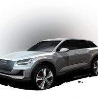 Neuer Audi Q2 Bildquelle: Audi-Mediacenter