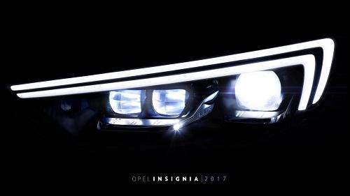 Neuer Opel Insignia 2017 Erlkönig Bildquelle: Opel