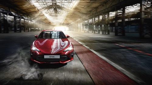 Neuer Toyota GT86 2016 Front Ansicht - Der neue GT86 von Vorne Bildquelle: Toyota.de