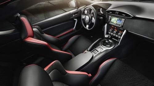 Neuer Toyota GT86 2016 Innenraum - Blick ins Cockpit Bildquelle: Toyota.de
